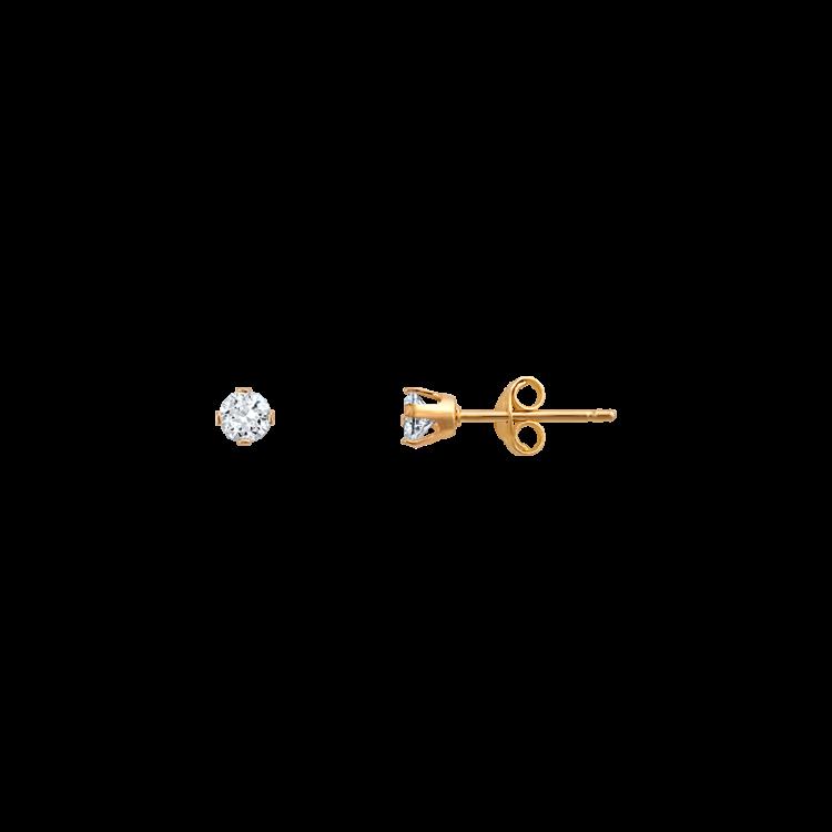 Marqui fleur Pendantes Boucles D/'Oreilles Avec .30 CT DIAMANTS//argent sterling 925
