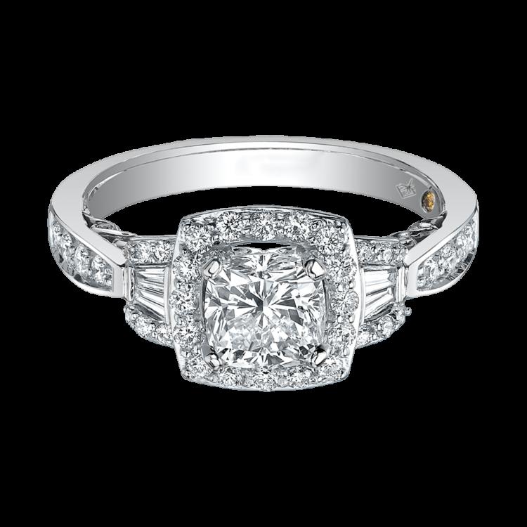 6165abfc85b764 0.92 CARAT DIAMOND RING (VS1-G) | Bague… | Bijouteries Lavigueur